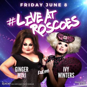 Show Ad | Roscoe's Tavern (Chicago, Illinois) | 6/8/2018
