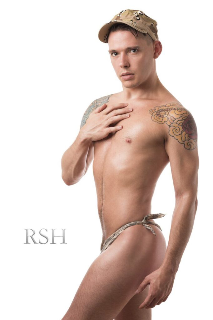 Trayce Travis - Photo by RSH Photography