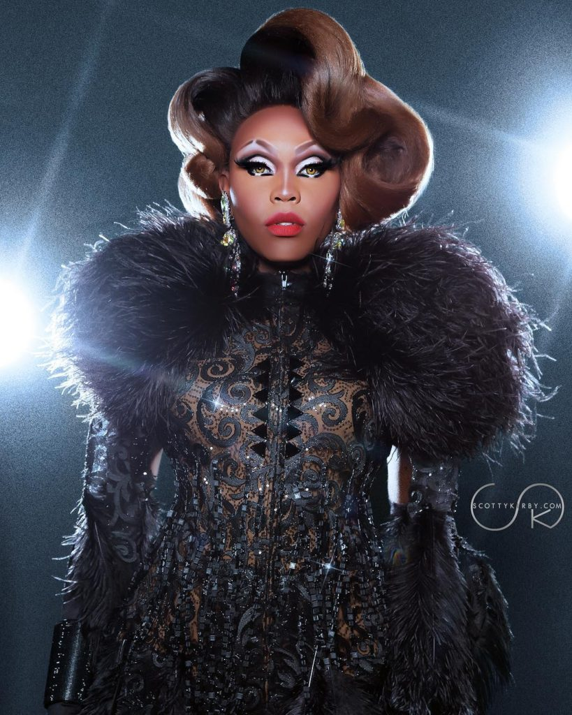Asia O'Hara - Photo by Scotty Kirby
