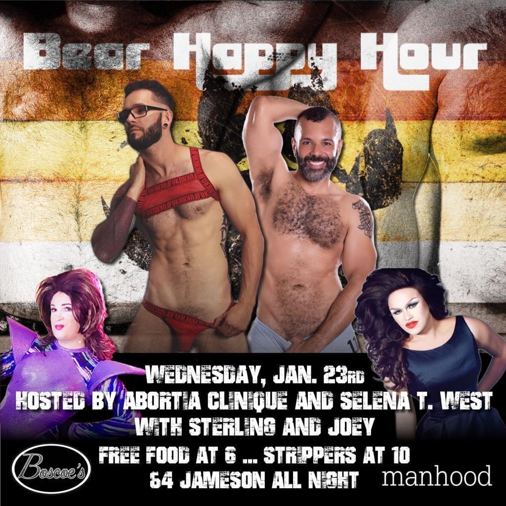 Show Ad | Boscoe's (Columbus, Ohio) | 1/23/2019