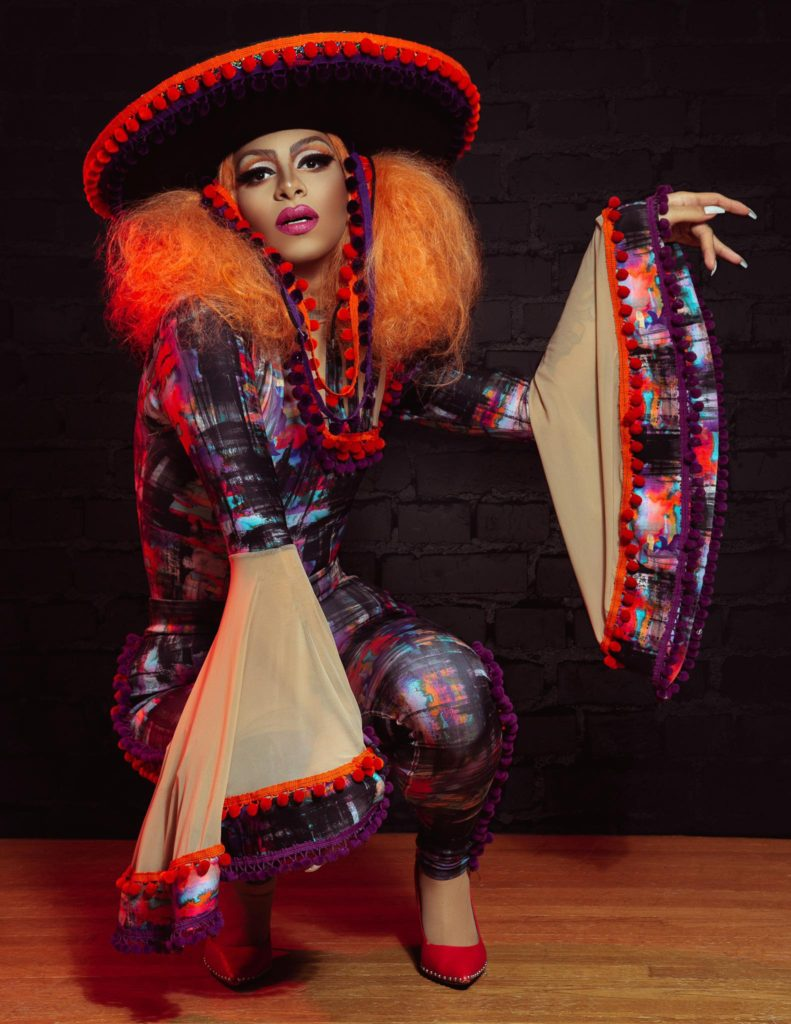 Shalula Queen - Photo by Carrie Strong