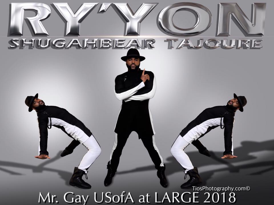 Ry'Yon Shugahbear Tajoure