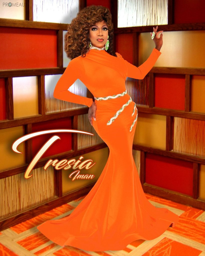 Tresia Iman