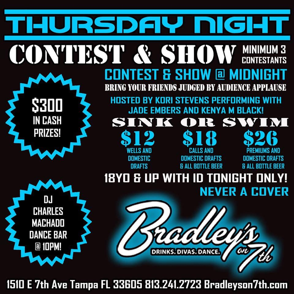 Ad | Bradley's on 7th | 6/20/2019
