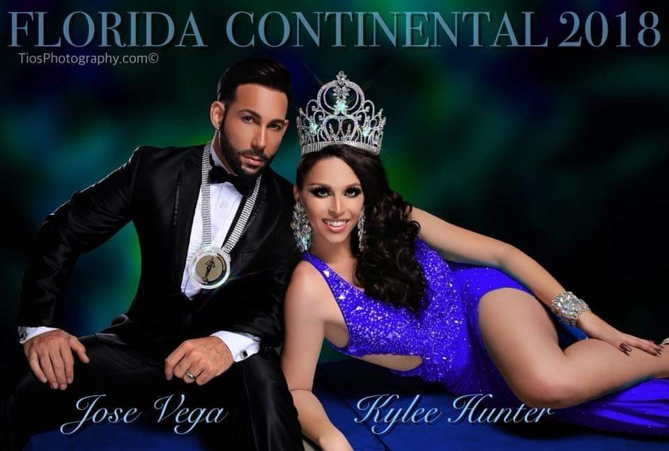 Jose Vega and Kylee Hunter - Photo by Tios Photography