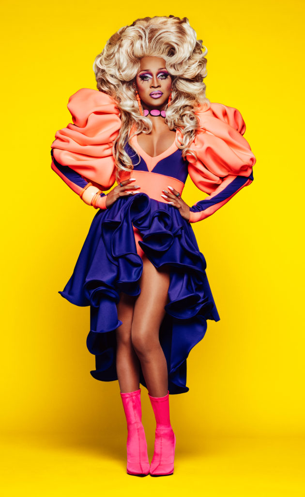 A'keria Chanel Davenport   RuPaul's Drag Race Season 11 Cast   Credit: VH1