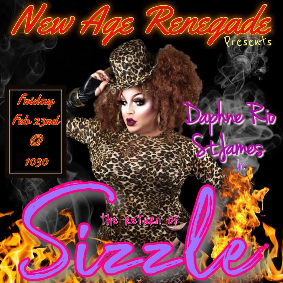Ad | New Age Renegade (Tulsa, Oklahoma) | 2/23/2018
