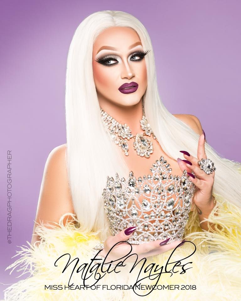 Natalie Nayles - Photo by The Drag Photographer