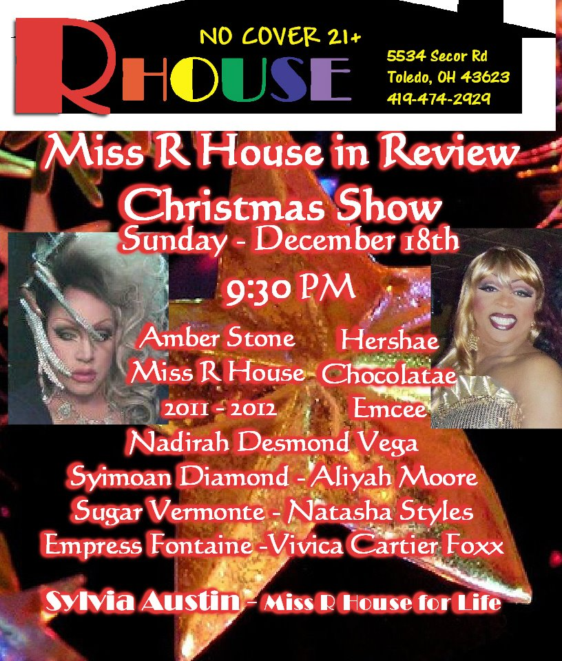 Ad | R House (Toledo, Ohio) | 12/18/2011