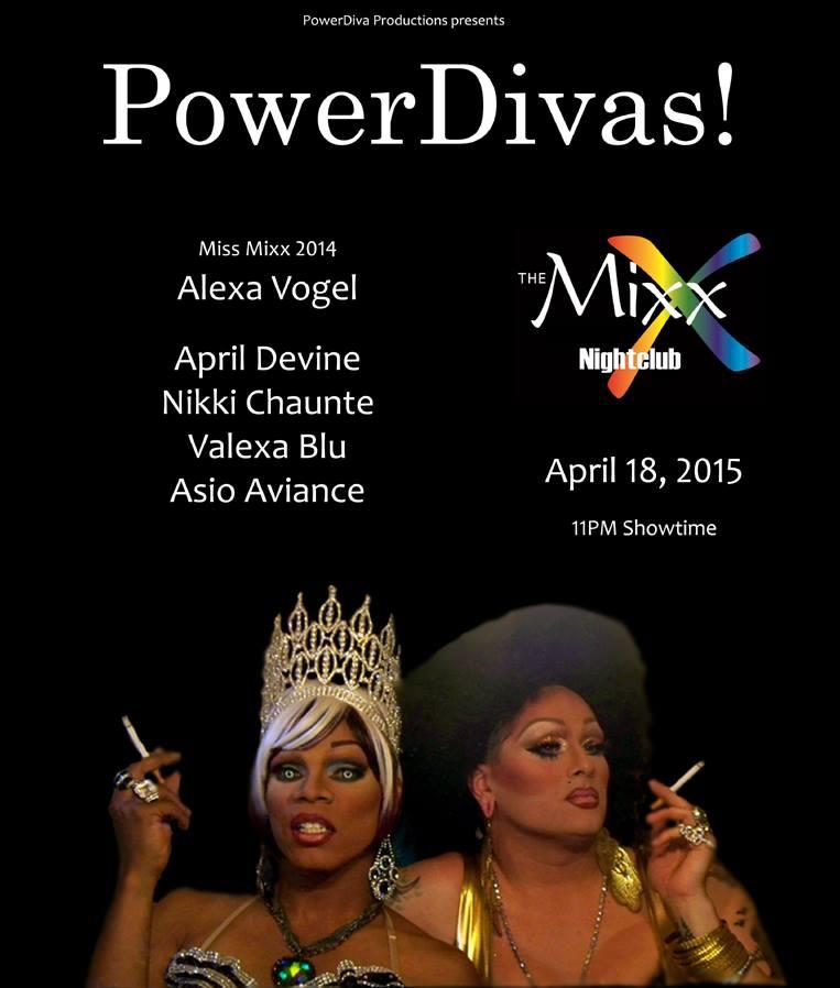 Ad | The Mixx Nightclub (Saginaw, Michigan) | 4/18/2015