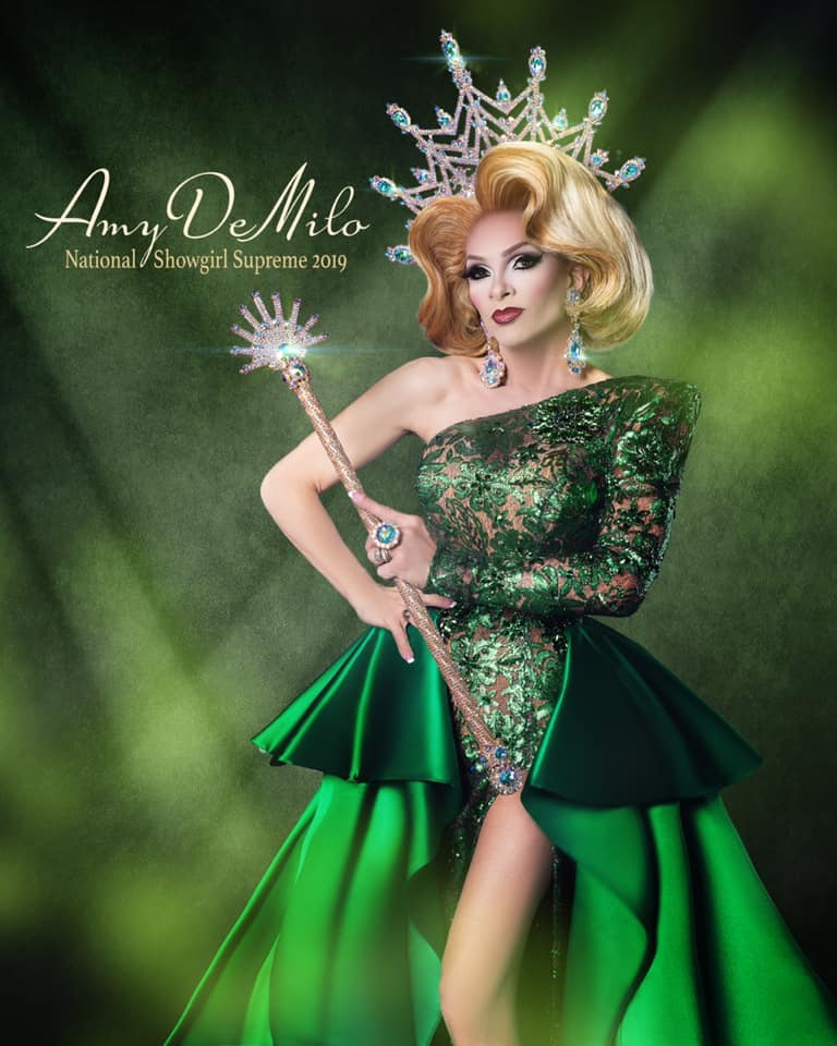 Amy DeMilo - Photo by The Drag Photographer