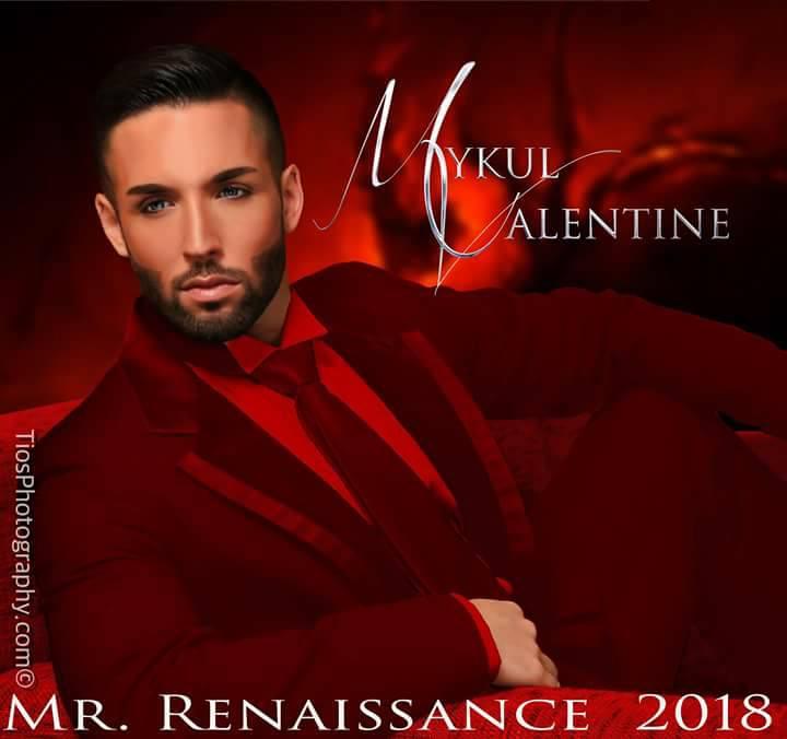 Mykul Jay Valentine