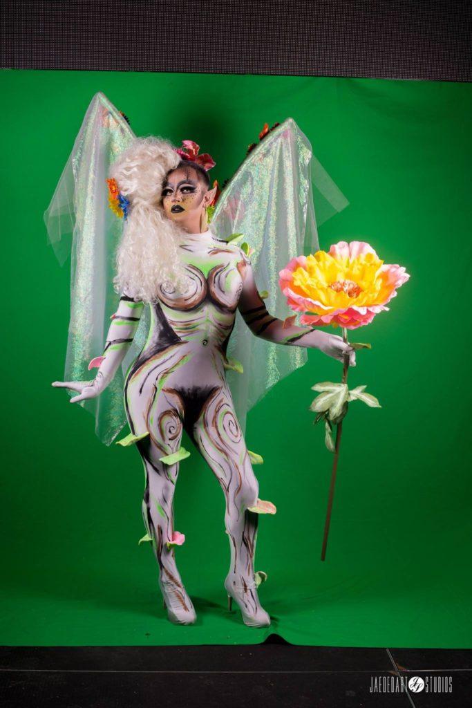 Holly Monroe - Photo by Jaededart Studios