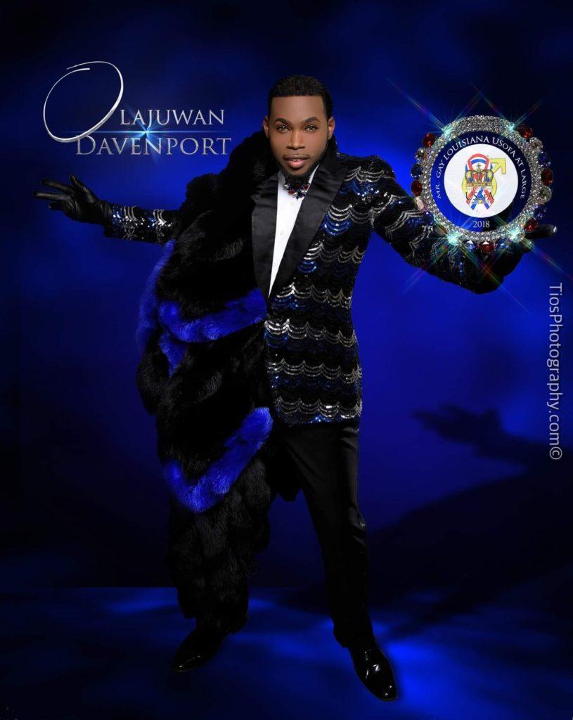 Olajuwan Alexander - Photo by Tios Photography
