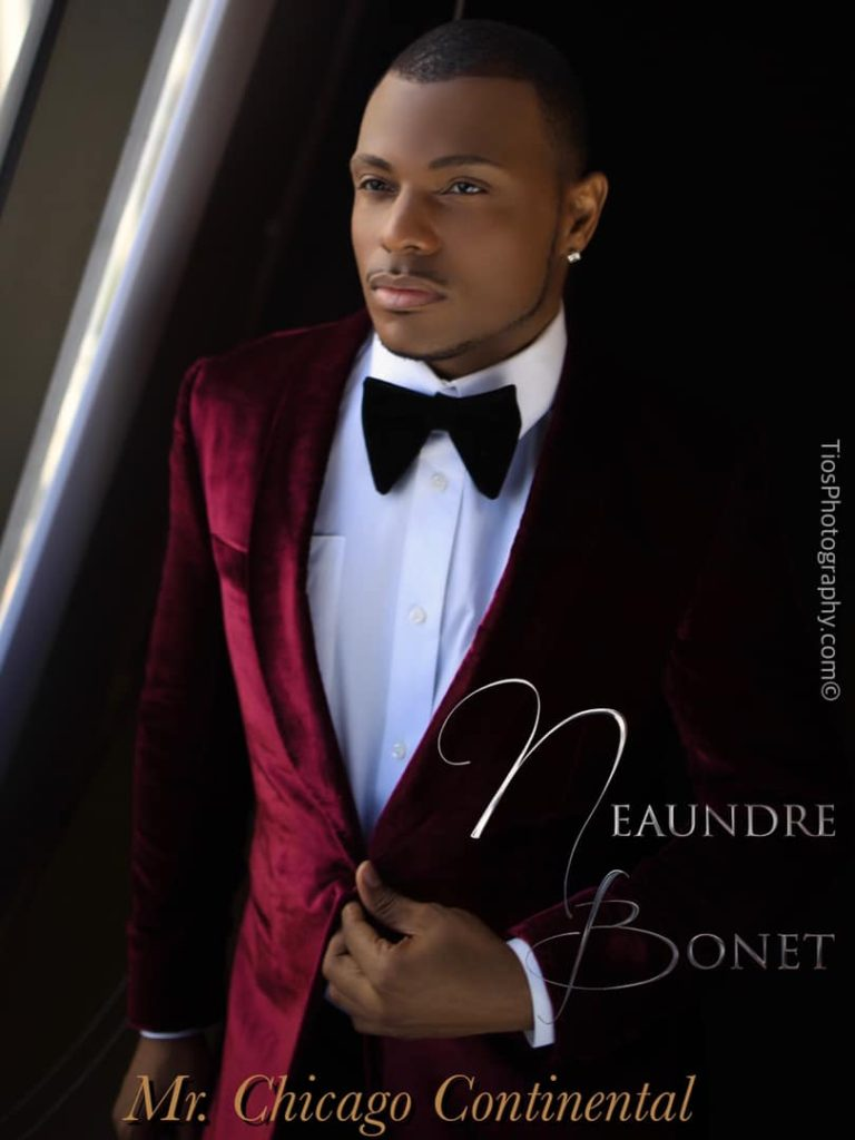 Neaundre Bonet - Photo by Tios Photography