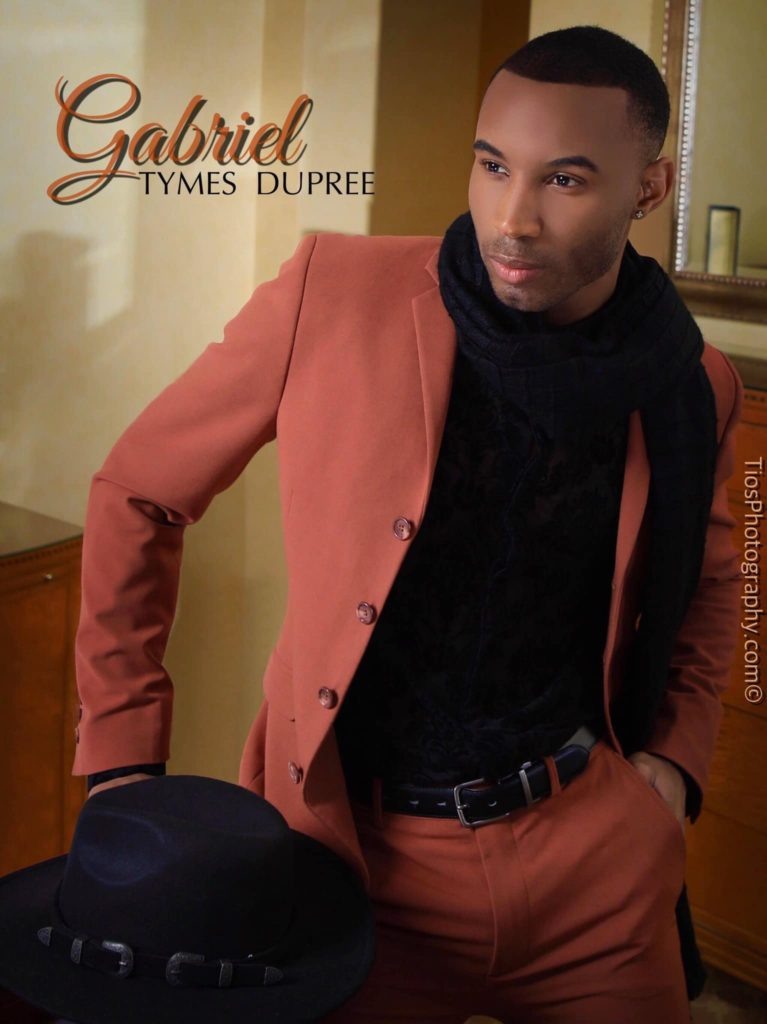 Gabriel Tymes Dupree - Photo by Tios Photography