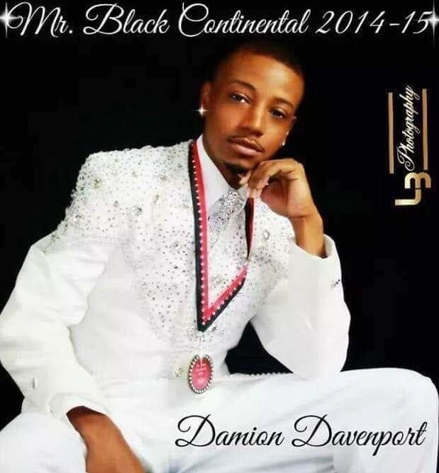 Damion Davenport