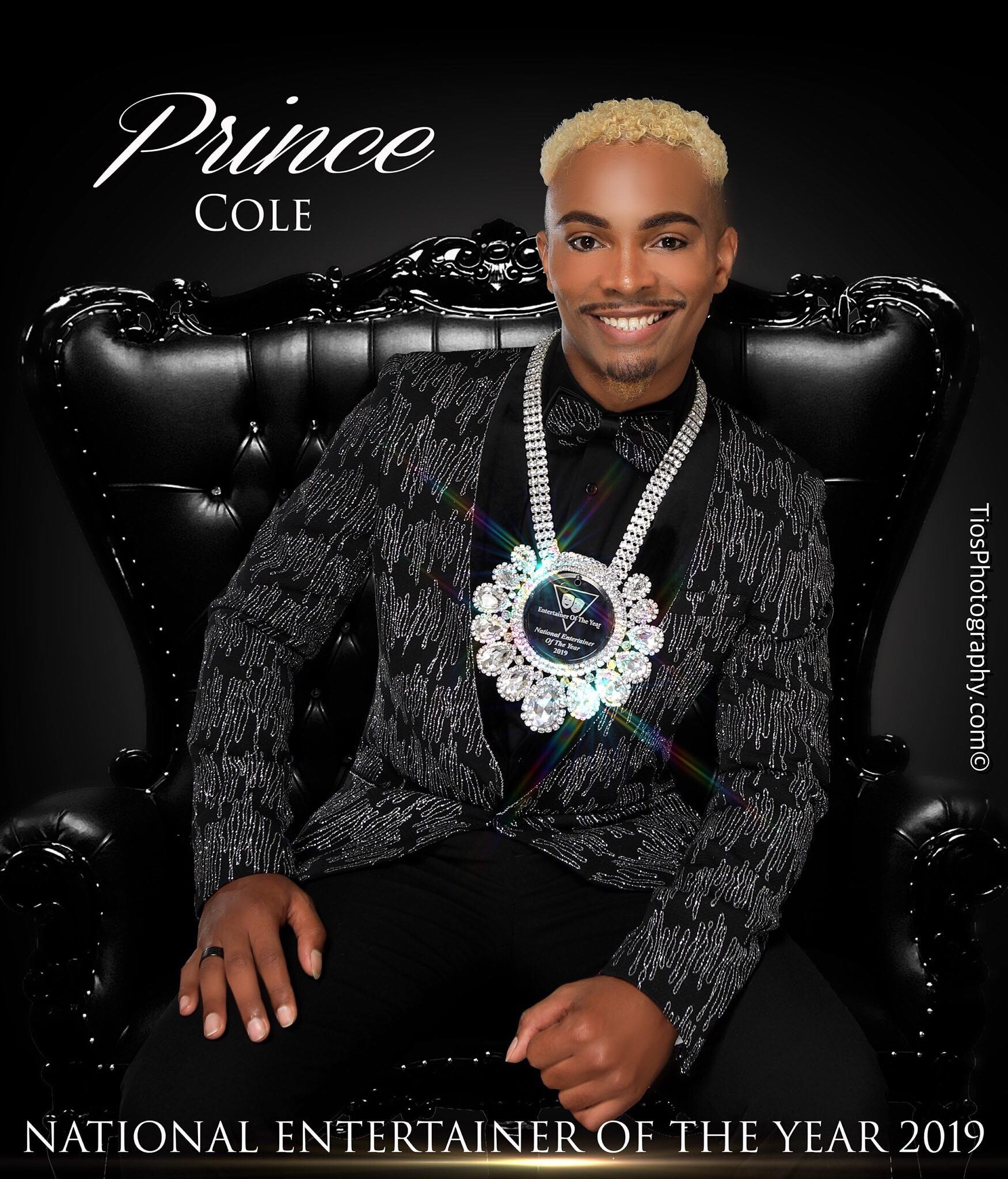 Prince Cole - Photo by Tios Photography