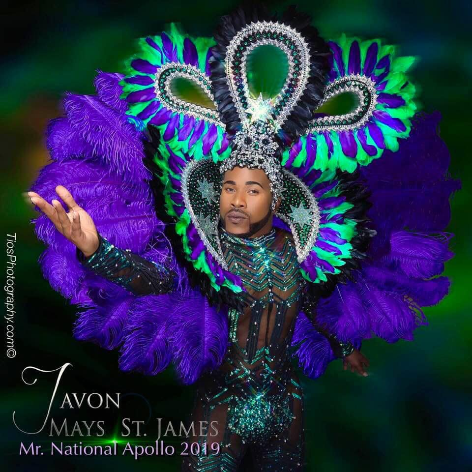 Javon Mays St. James - Photo by Tios Photography