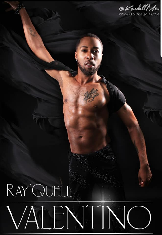 Ray'quell Valentino - Photo by Kendoll Mix