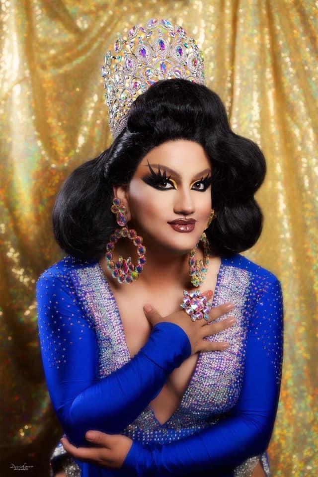 Persephone B. Diamond - Photo by David Goca Photography
