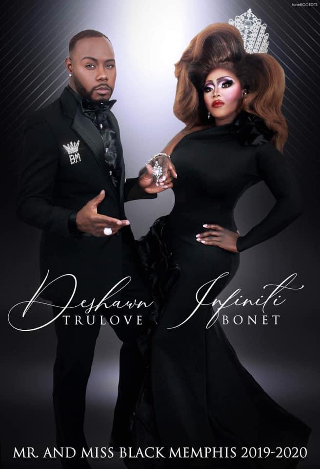 Deshawn Trulove and Infiniti Bonet - Photo by Tone Roc Edits