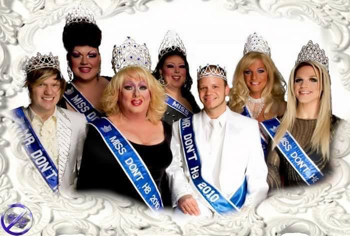 Front Row: David Bryant, Monica Jefferies, Chip Matthews and Derrick Barry   Back Row: Eureka O'Hara, Candace St James and Felicity Ferraro