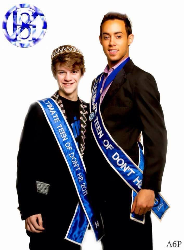 Prince Travi and Jayson Bales