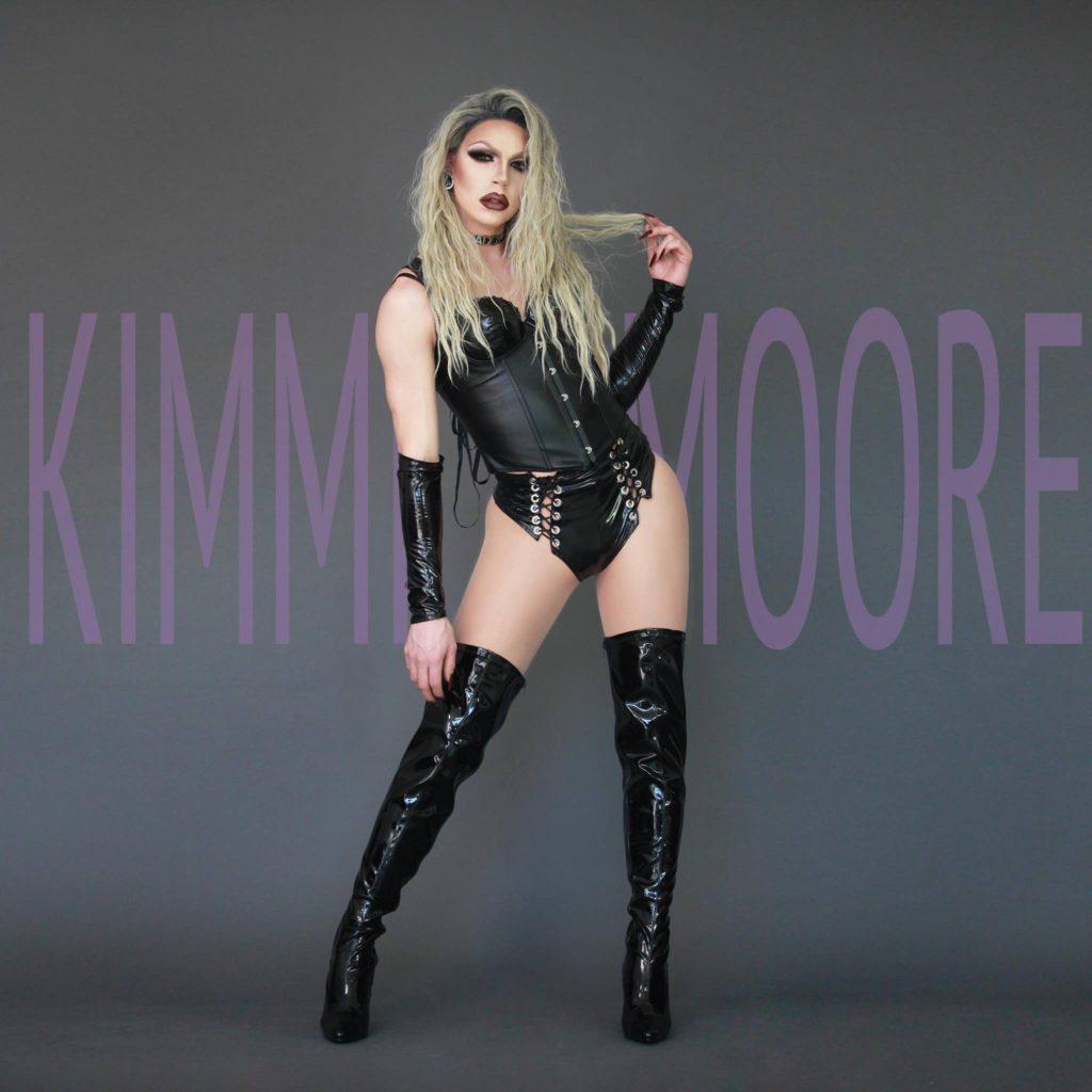 KImmi Moore - Photo by Nick Dzogiy