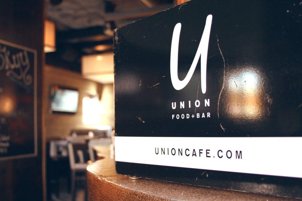 Union Cafe (Columbus, Ohio) | April 2019