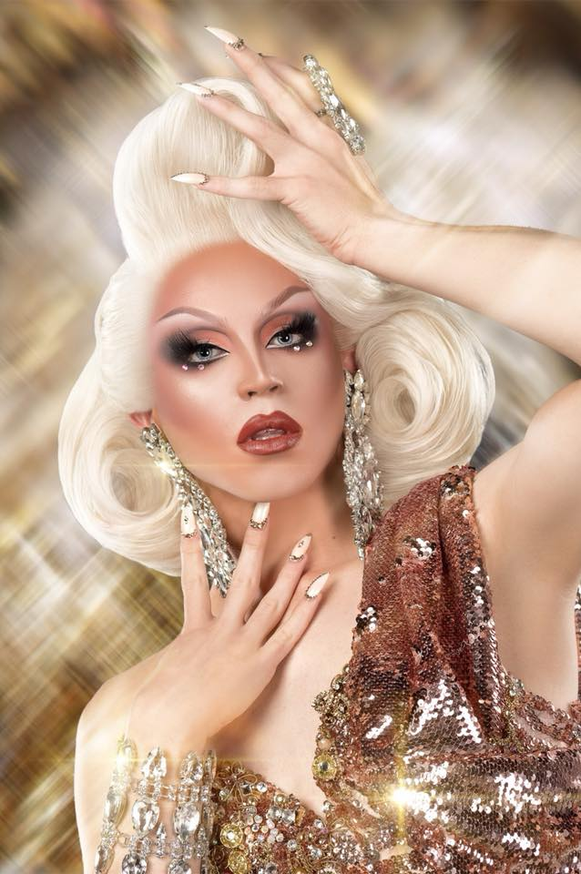 Christina Embers Taylor - Photo by The Drag Photographer