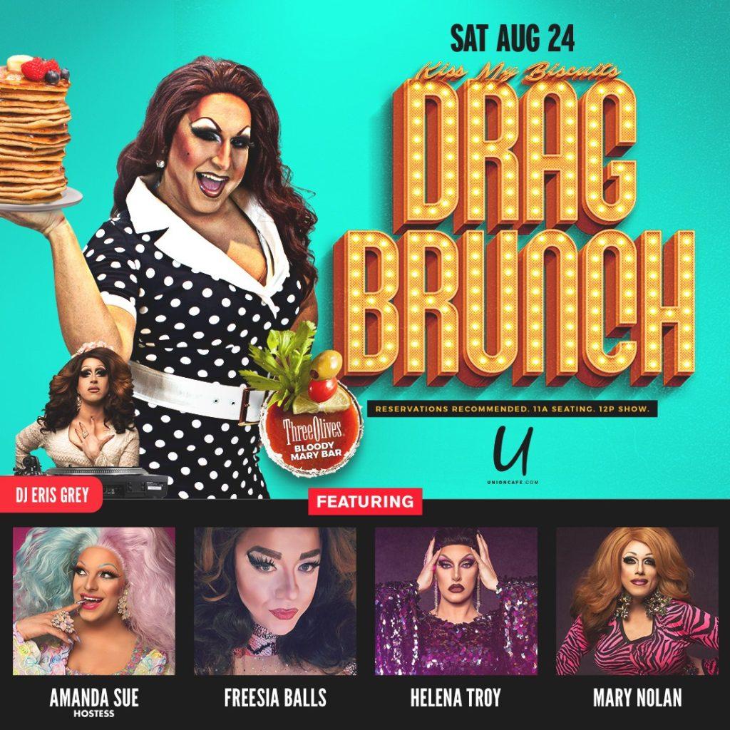 Ad | Union Cafe (Columbus, Ohio) | 8/24/2019