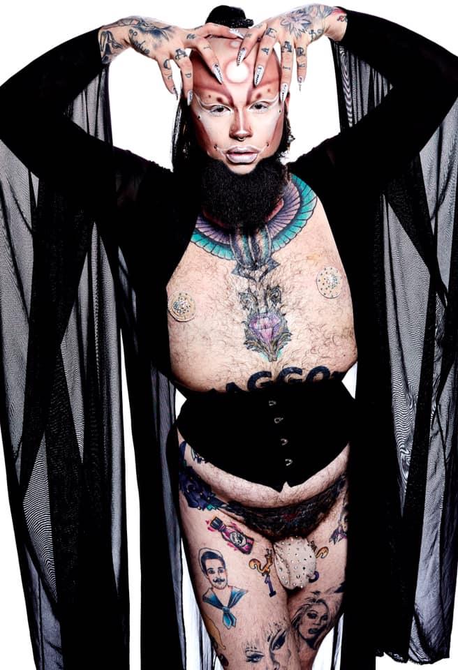 Ursula Major - Photo by Mark Dektor