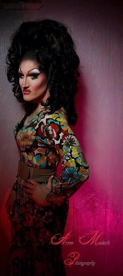 Carrie Sedique - Photo by Arron Malachi Photography