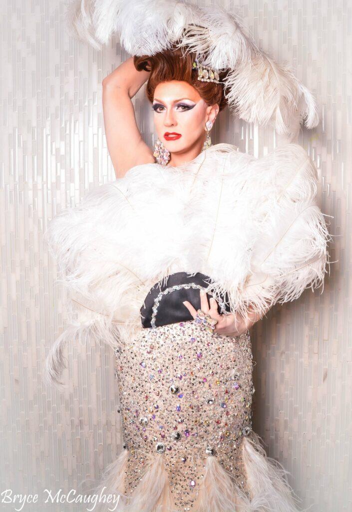 Britney Blaire | Photo by Bryce McCaughey | Miss Ohio Gay Pride | Axis Nightclub (Columbus, Ohio) | 11/9 - 11/10/2019