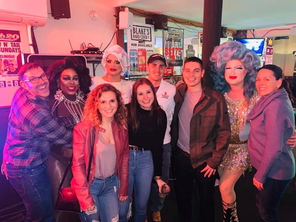 Mikayla Denise, Ava Aurora Foxx, Abortia Clinique and guests | O'Connors Club 20 (Columbus, Ohio) | 1/4/2020