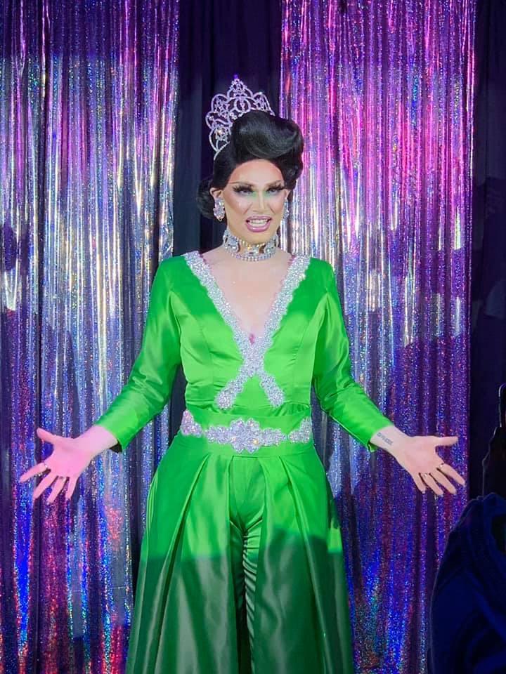 Mimi Sharp | Miss Gay Columbus Ohio | Boscoe's (Columbus, Ohio) | 1/25/2020