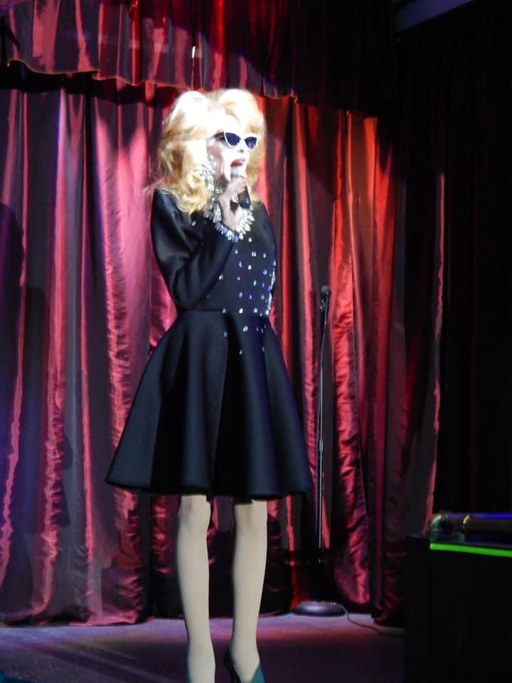 Coti Collins | Gay Kentucky USofA Pageantry | The Cabaret (Cincinnati, Ohio) | 1/26/2020