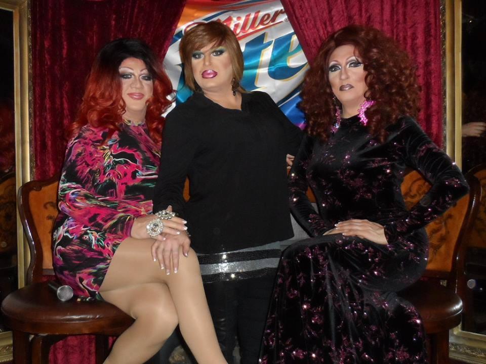 Hellin Bedd, Amber Marie and Samantha Rollins | Cavan Irish Pub (Columbus, Ohio) | 2/7/2015