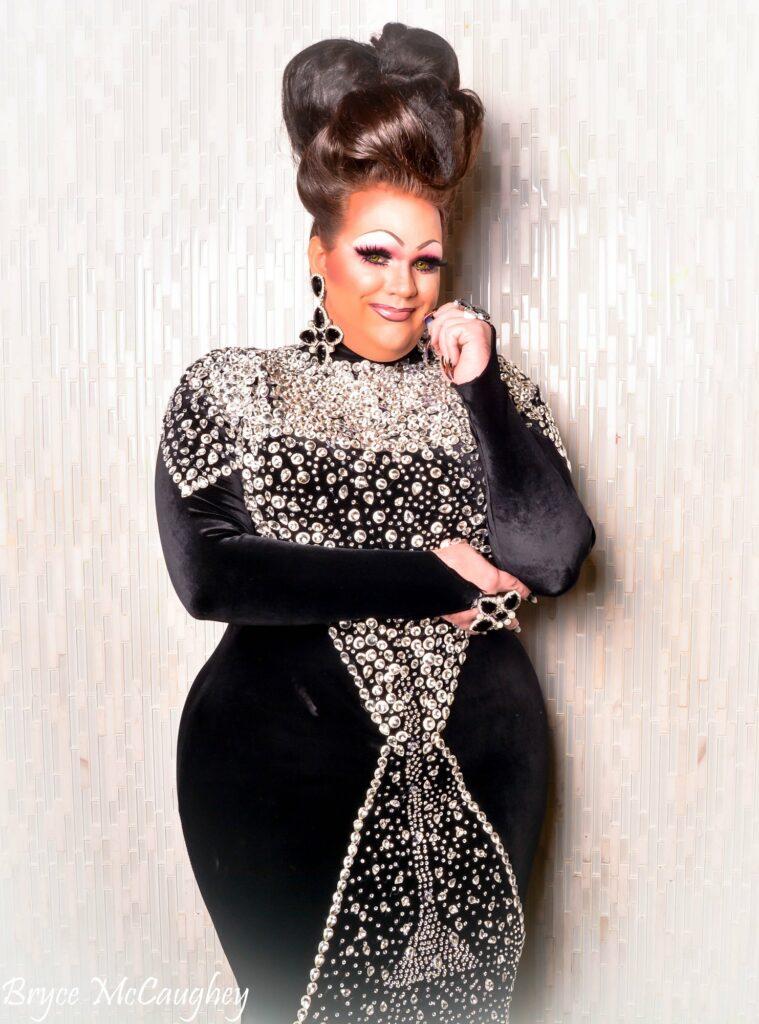 Jamona R. Fever | Photo by Bryce McCaughey | Miss Ohio Gay Pride | Axis Nightclub (Columbus, Ohio) | 11/9 - 11/10/2019