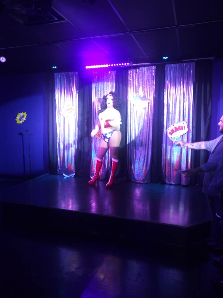 Scarlett Kelly | Miss Gay Heart of Ohio America | Boscoe's (Columbus, Ohio) | 1/11/2020