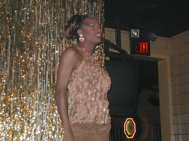 Jasmine Knight | Thanksgiving Show | Havana Video Lounge (Columbus, Ohio) | 11/21/2002