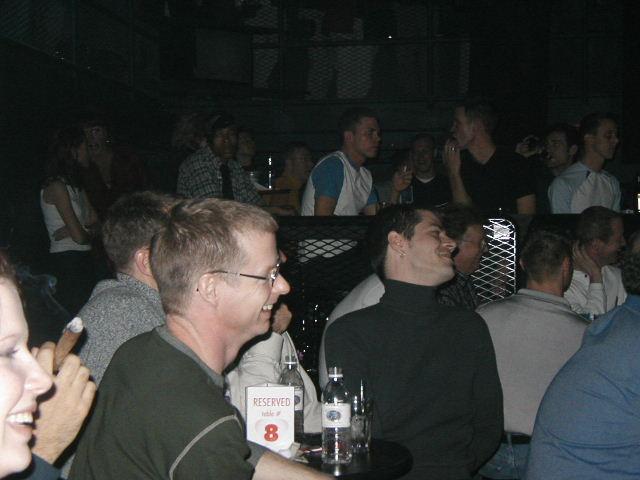 Virginia West's Book of Love | Axis Nightclub (Columbus, Ohio) | 2/10/2002