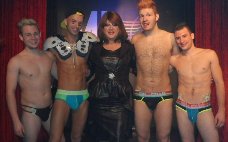 Andrew Connor, Grayson Knight-Lites, Hellin Bedd, Redd Valentine and Trouble | MJ's on Jefferson (Dayton, Ohio) | 11/6/2015