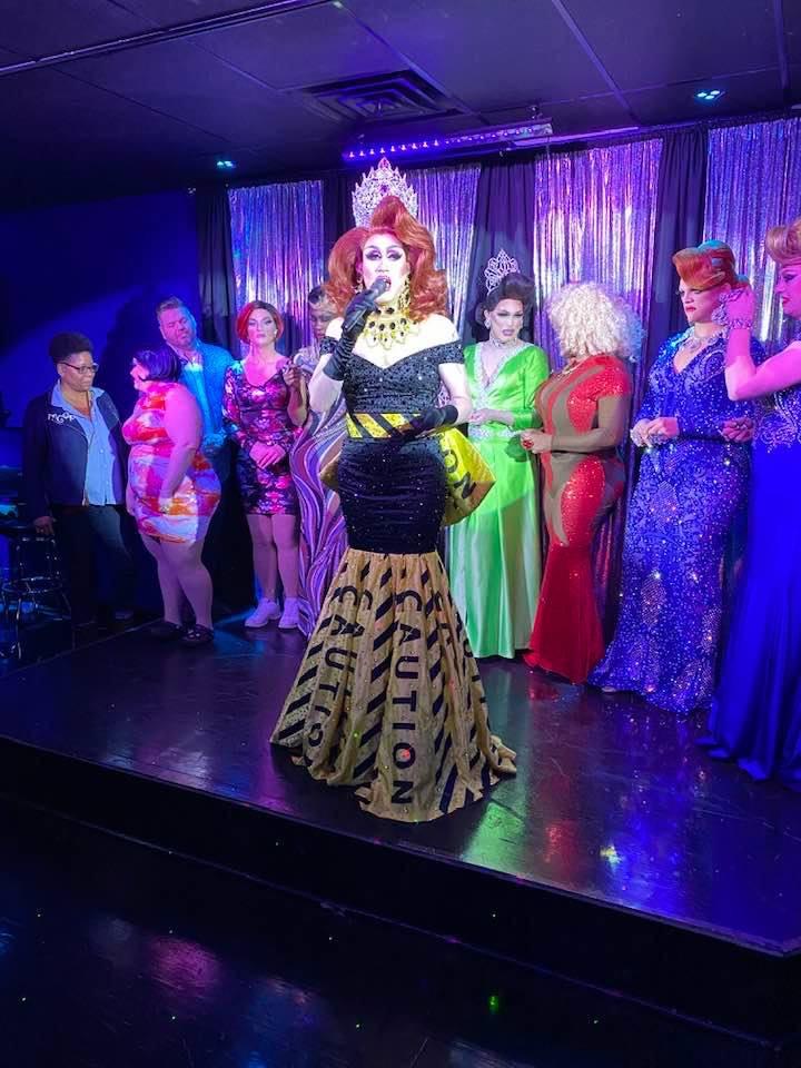 Soy Queen | Miss Gay Columbus Ohio | Boscoe's (Columbus, Ohio) | 1/25/2020