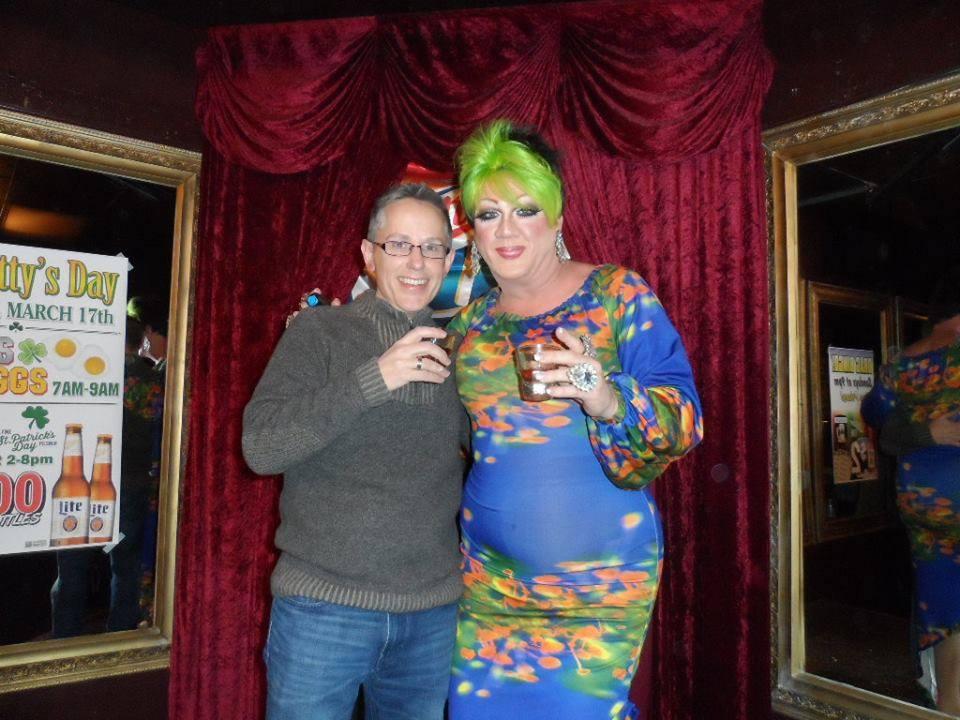 Blair Williams (incognito) and Hellin Bedd | Cavan Irish Pub (Columbus, Ohio) | 2/7/2015