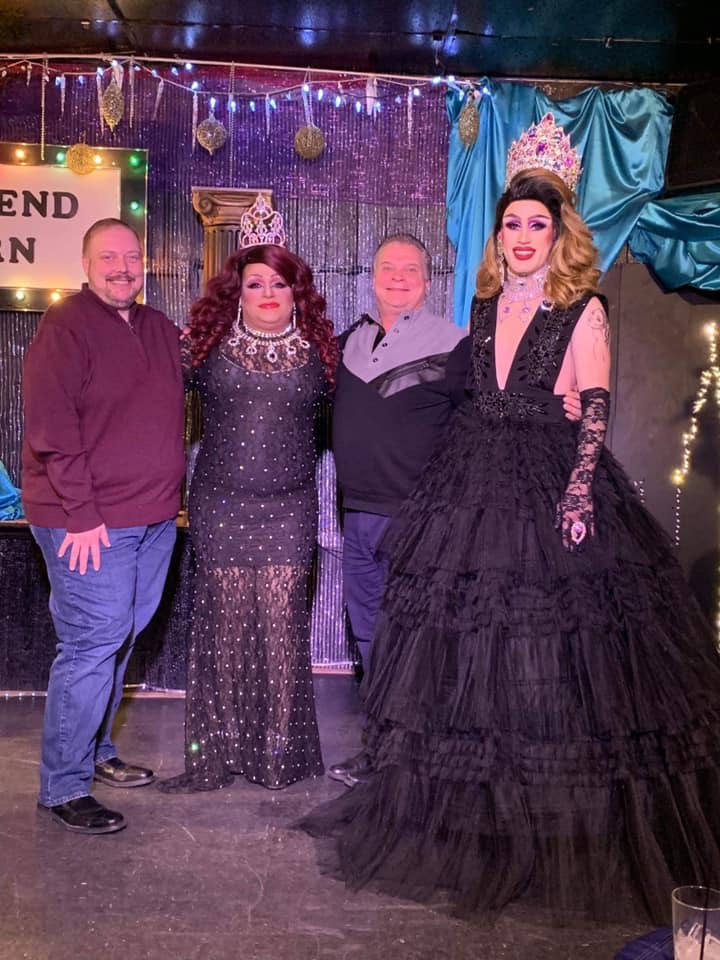 Jamie, Stacy Z Candy, Gerard and Soy Queen | Miss Gay Paramount Ohio | Southbend Tavern (Columbus, Ohio) | 1/19/2020