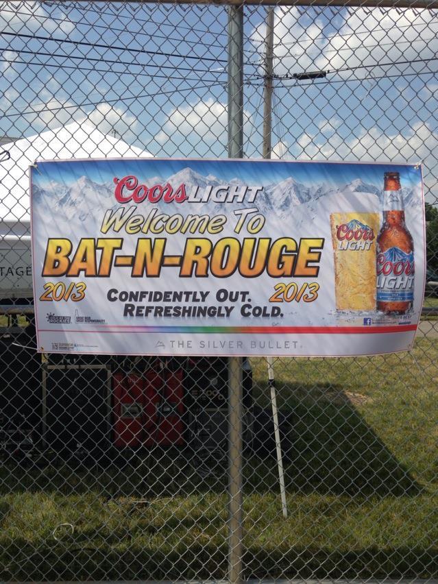 Bat-N-Rouge (Columbus, Ohio)   6/23/2013