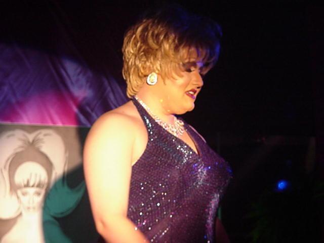 Paige Passion | Remembering Brazon | The Eagle (Columbus, Ohio) | 5/19/2002