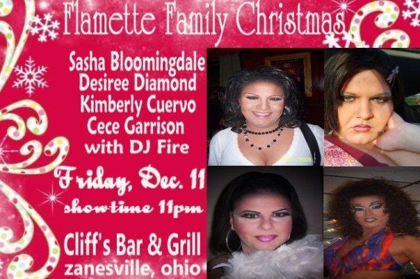 Ad | Cliff's Bar & Grill (Zanesville, Ohio) | 12/11/2009